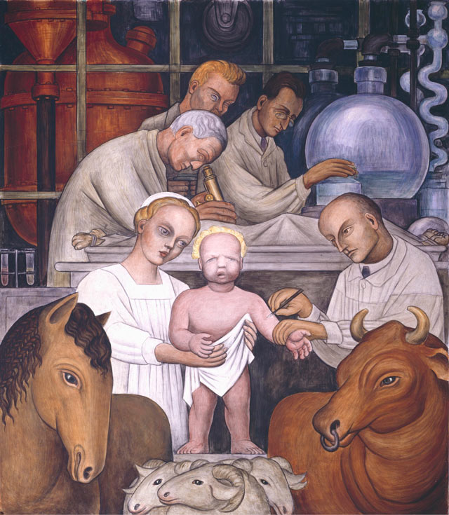 an analysis of diego rivera an artist by angel mendoza