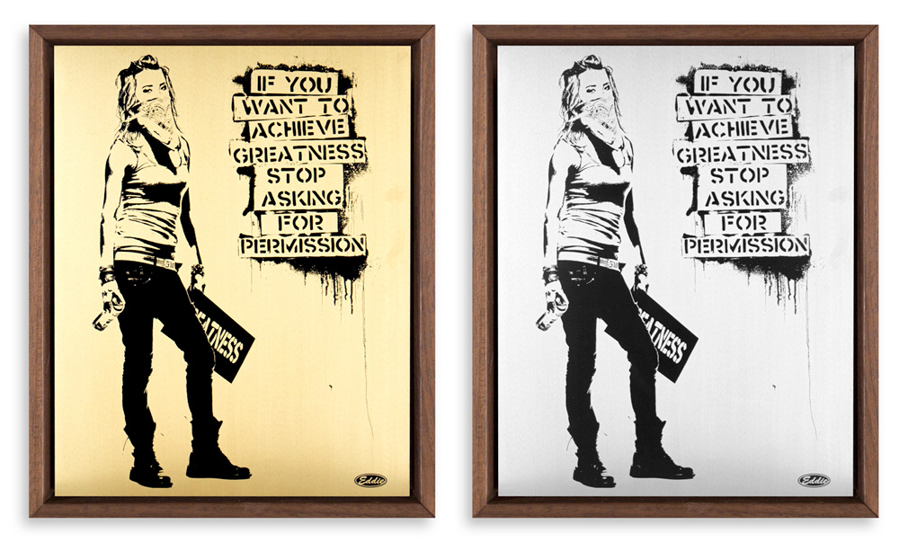 Ambition by Eddie Colla - Click To Purchase
