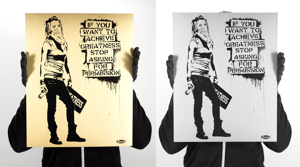 Ambition by Eddie Colla