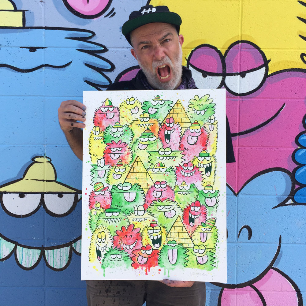 Original Rockers by Kevin Lyons - Click To View