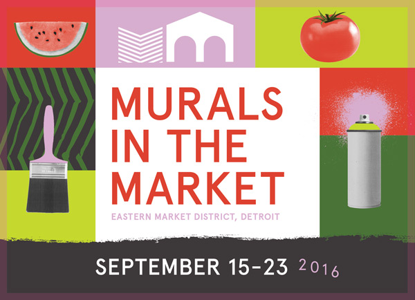 Email info@innerstategallery.com to join the Advanced Collector's Preview for the Murals In The Market group exhibition