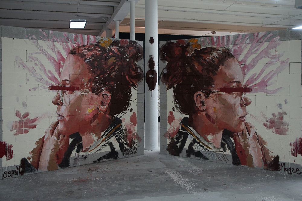 Fintan Magee for the Juxtapoz Clubhouse.