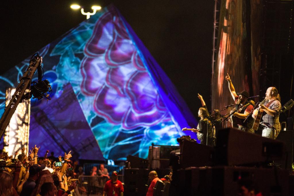 Jet Martinez Pyramid_Zac Brown Band_Photo by Matt Powers