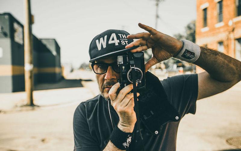 Ricky Powell - Photo by Emad Rashidi