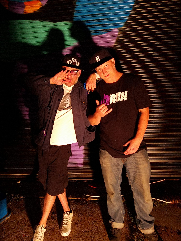 Ricky & Ghostbeard