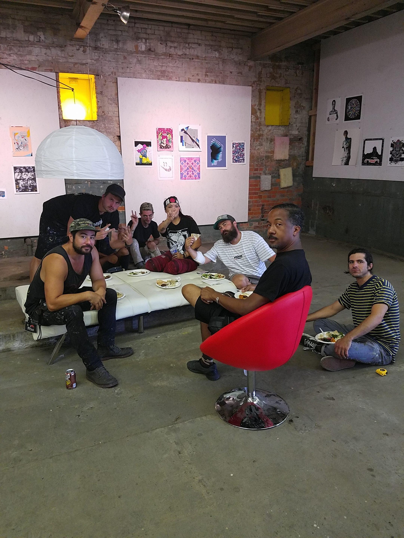 MITM Artists